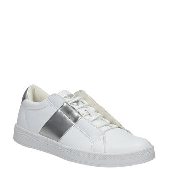 Weisse Damen-Sneakers atletico, Weiss, 501-1171 - 13