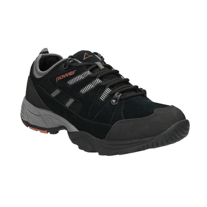 Herren-Outdoor-Sneakers power, Schwarz, 803-6230 - 13