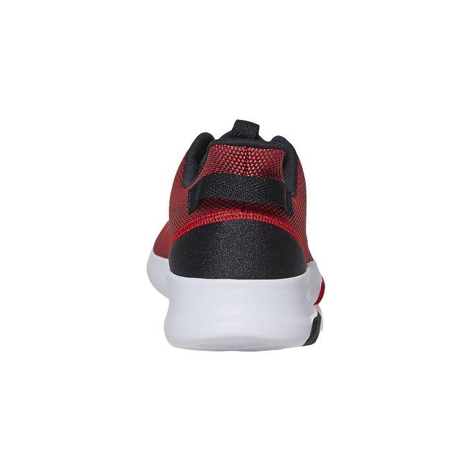 Rote Herren-Sneakers adidas, Rot, 809-5201 - 17