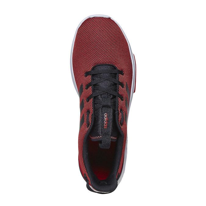 Rote Herren-Sneakers adidas, Rot, 809-5201 - 19