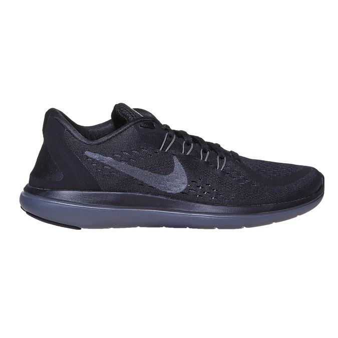 Sportliche Damen-Sneakers nike, Schwarz, 509-6187 - 15
