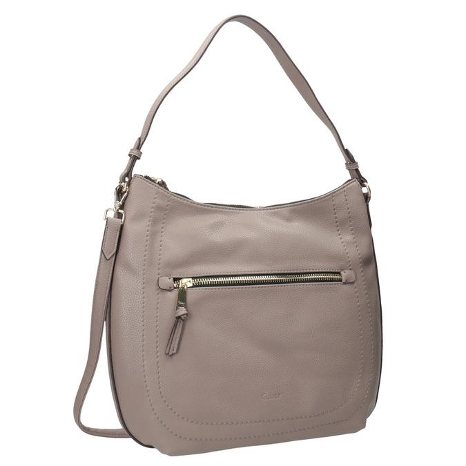 Damen-Hobo-Handtasche mit Gurt gabor-bags, Gelb, 961-8061 - 13