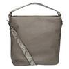 Damen-Hobo-Handtasche aus Leder mit Gurt gabor-bags, Gelb, 961-8029 - 16