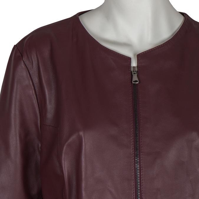 Damenjacke aus Leder bata, 974-0143 - 16