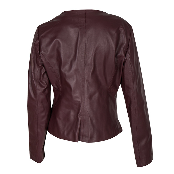 Damenjacke aus Leder bata, 974-0143 - 26