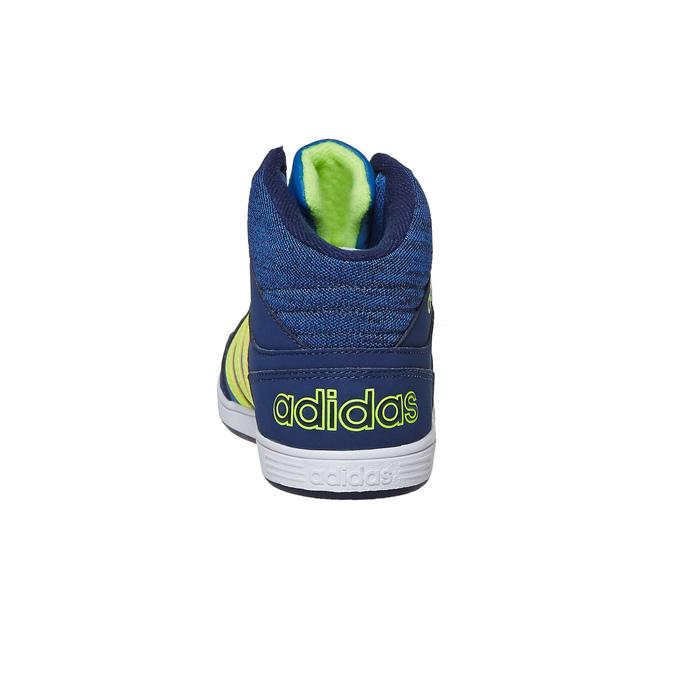 Knöchelhohe Kinder-Sneakers adidas, Blau, 401-9291 - 17