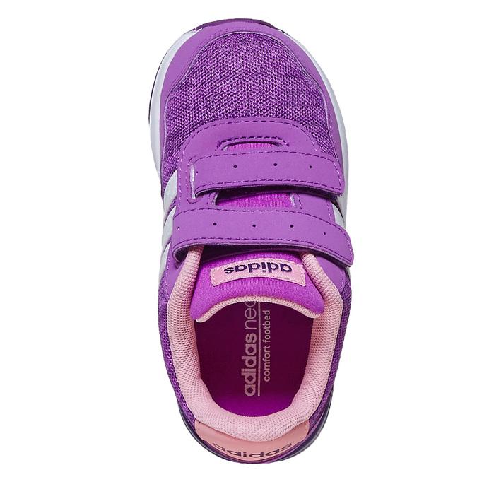 Lila Kinder-Sneakers adidas, Violett, 109-5157 - 19