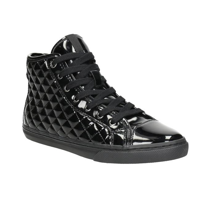 Knöchelhohe Damen-Sneakers geox, Schwarz, 521-6047 - 13