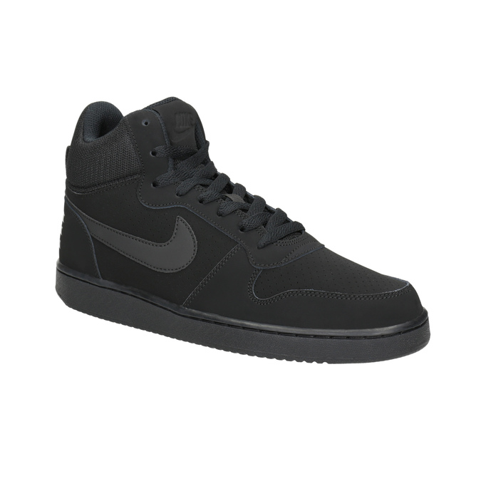 Knöchelhohe Herren-Sneakers nike, Schwarz, 801-6532 - 13