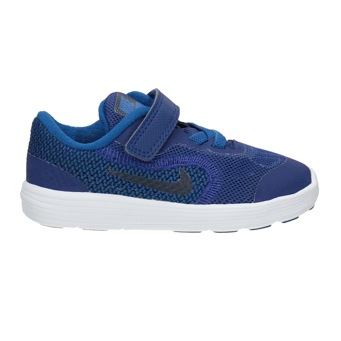 Blaue Kinder-Sneakers nike, Blau, 109-9132 - 26