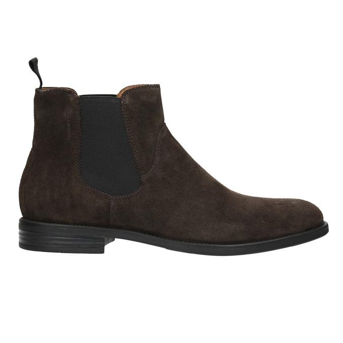 Herren-Chelsea-Boots aus Leder vagabond, Braun, 813-4019 - 26
