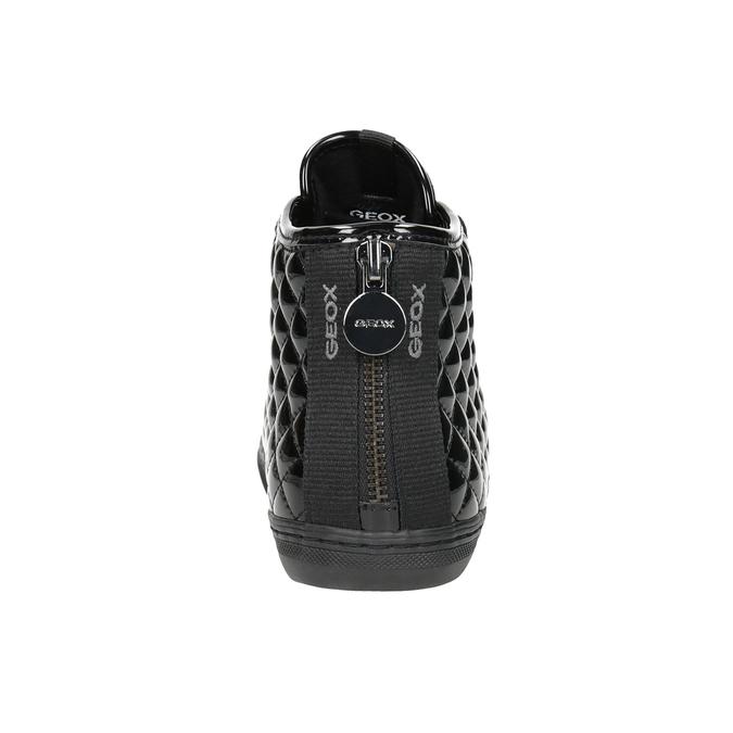 Knöchelhohe Damen-Sneakers geox, Schwarz, 521-6047 - 16