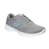 Graue Damen-Sneakers skechers, Grau, 509-2325 - 13
