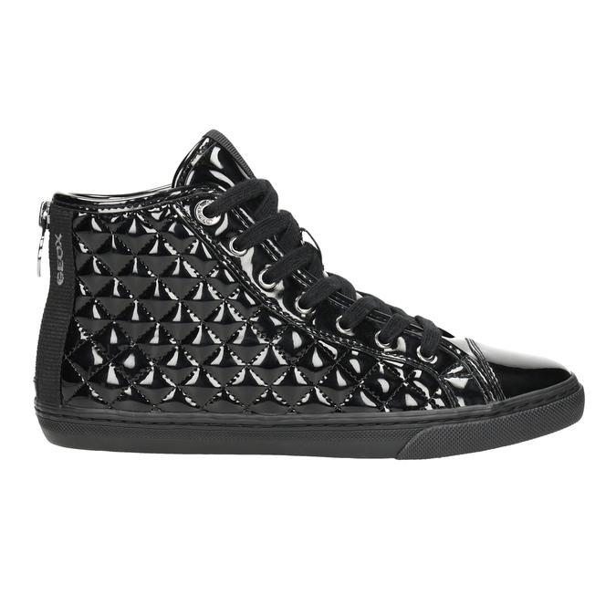 Knöchelhohe Damen-Sneakers geox, Schwarz, 521-6047 - 26
