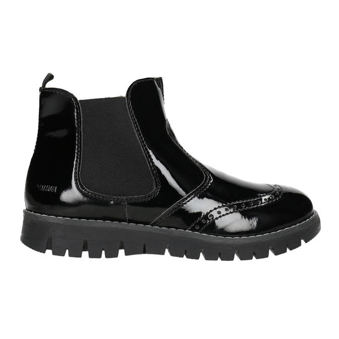 Chelsea Boots für Kinder primigi, Schwarz, 428-6007 - 26