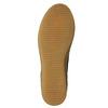 Braune Stiefeletten aus Leder bata, Braun, 843-3632 - 19