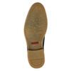 Herren-Knöchelschuhe aus Leder bata, Blau, 826-9920 - 17