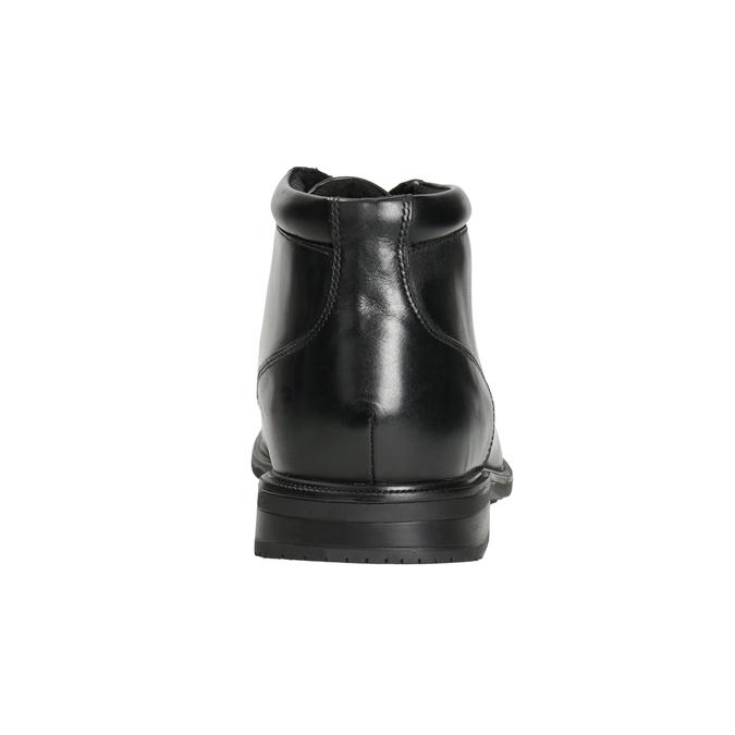 Stiefeletten aus Leder rockport, Schwarz, 894-6036 - 16