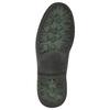 Stiefeletten aus Leder bata, Grau, 896-2686 - 19