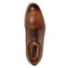 Herrenhalbschuhe aus Leder im Brogue-Stil conhpol, Braun, 826-3921 - 15