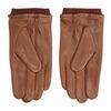 Braune Lederhandschuhe bata, Braun, 904-3117 - 16