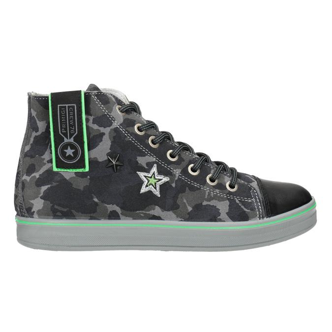 Knöchelhohe Kinder-Sneakers primigi, Grau, 413-2008 - 16