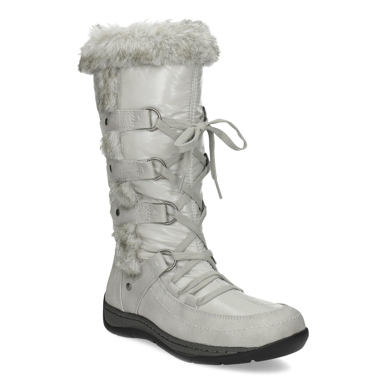 new styles 0cc31 5deda Bata Schneestiefel mit Fell - Moon Boots | Bata