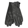 Damenhandschuhe aus Leder bata, Schwarz, 904-6129 - 13