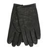 Schwarze Lederhandschuhe bata, Schwarz, 904-6130 - 13