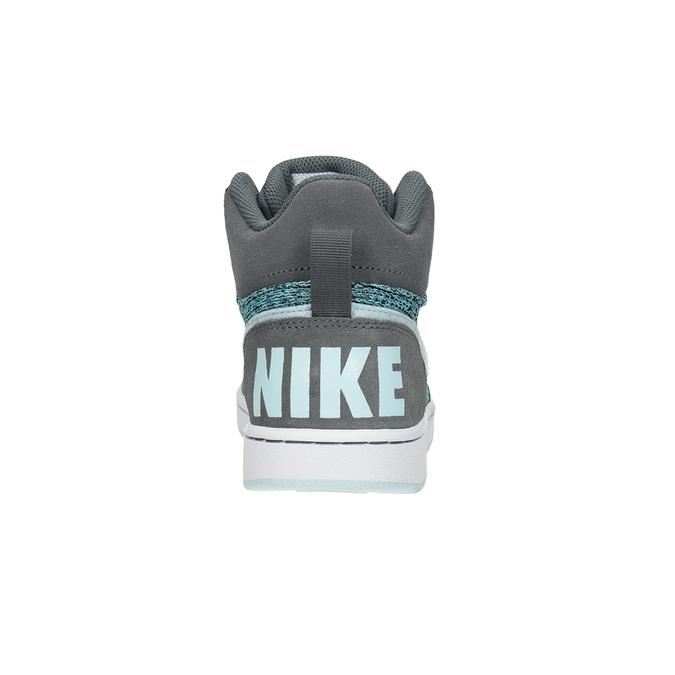Knöchelhohe Kinder-Sneakers nike, Grau, 401-2108 - 15
