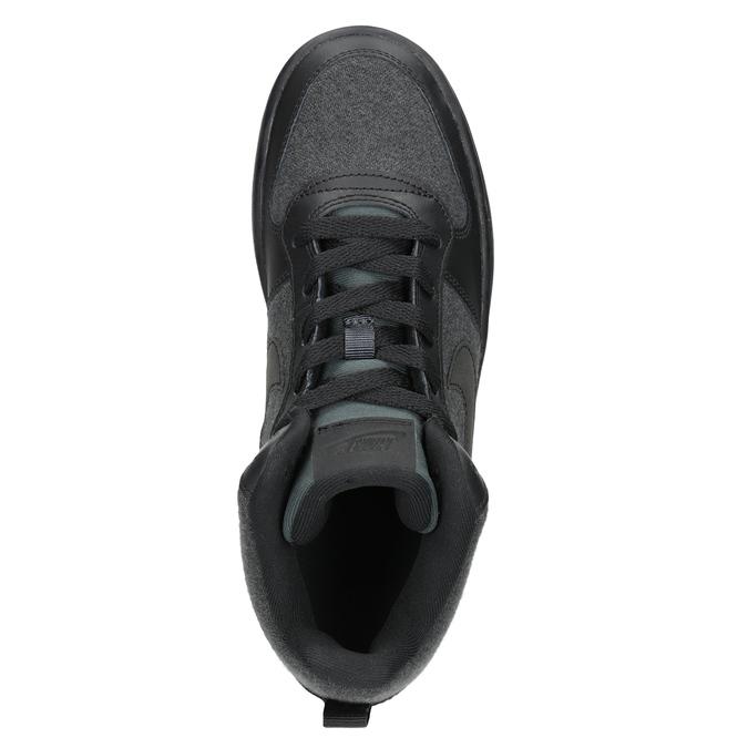Knöchelhohe Kinder-Sneakers nike, Grau, 401-2405 - 17
