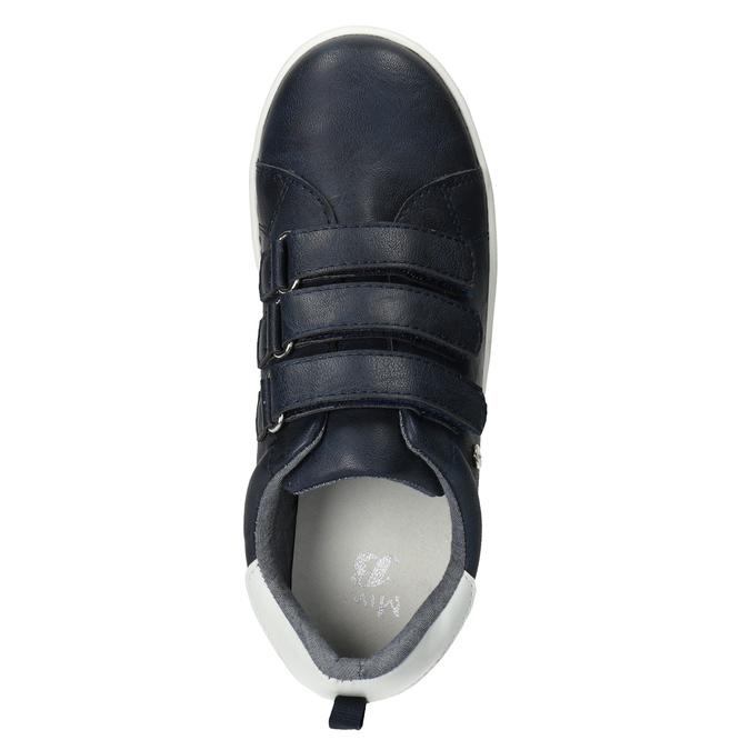 Legere Kinder-Sneakers mit Klettverschlüssen mini-b, Blau, 411-9609 - 15