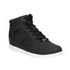 Knöchelhohe Damen-Sneakers north-star, Schwarz, 641-6600 - 13