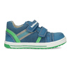 Legere, blaue Kinder-Sneakers bubblegummer, Blau, 111-9625 - 19